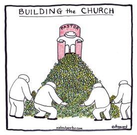 Ministry & Money: Fleecing the Sheep